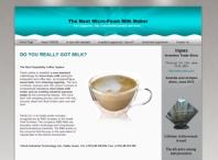 Tirob Micro-foam Milk Maker